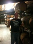 "Rich ""thieving"" tastings from the barrel."