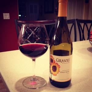 Girasole Vineyards Pinot